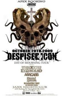Bury Your Dead Tour