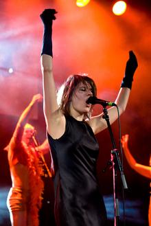 Camille Singer Tour Dates