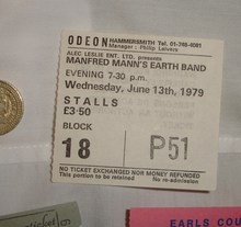 Manfred Mann s Earth Band Tickets