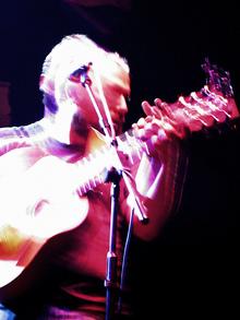 David Bazan Headphones Tour