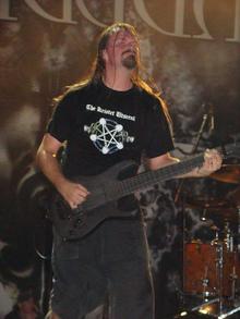 Meshuggah Past Tour Dates