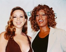 whitney houston concert history