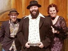 Reverend Peyton's Big Damn Band live