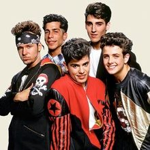 expand New Kids On The Block live