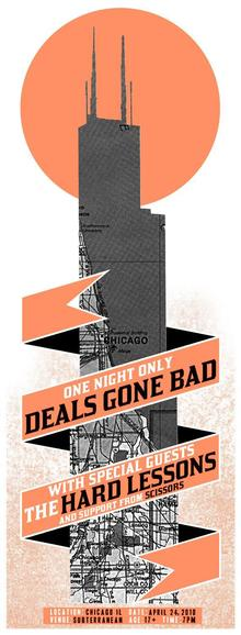 Deals gone bad tickets