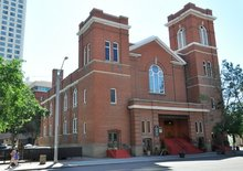 mcdougall united church edmonton