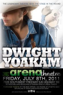 Dwight yoakam tour dates in Sydney