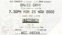 David Gray Tickets, Tour Dates 2019 & Concerts – Songkick