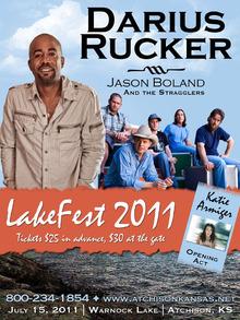 Darius rucker tour dates in Sydney