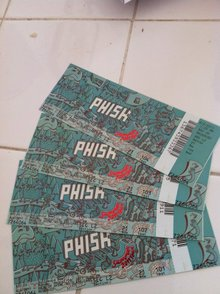 Phish tickets tour dates 2019 concerts songkick for Phish madison square garden tickets