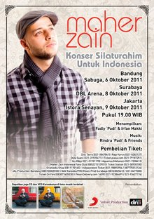 Maher Zain Tickets, Tour Dates 2019 & Concerts – Songkick