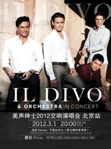 Il divo tickets tour dates 2018 concerts songkick - Il divo tour dates ...