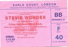 Stevie Wonder Tour Dates, Concerts & Tickets – Songkick