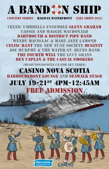 Casino Halifax Concerts 2021