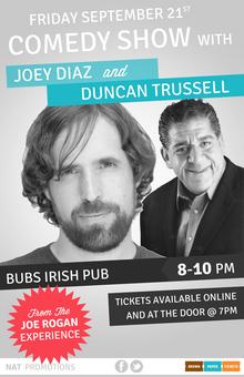 Duncan Trussell Tour