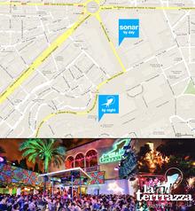 La Terrrazza Atmospherical Fun Club Barcelona Tickets For