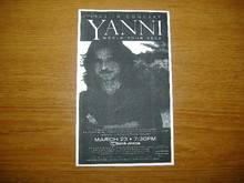 Yanni Tickets, Tour Dates 2019 & Concerts – Songkick