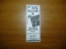 Hank Williams, Jr. live.