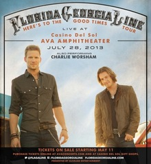 Florida Georgia Line Canada Tour Dates
