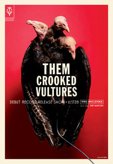 Them Crooked Vultures Tour