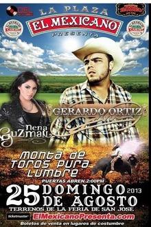 Gerardo ort 237 z tour dates concerts amp tickets songkick