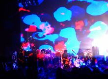 Expand My Bloody Valentine Live.