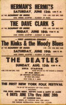 The Dave Clark Five Tour Announcements 2019 Amp 2020