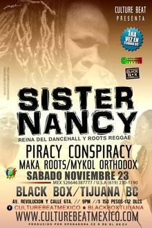 Sister Nancy Tickets Tour Dates 2019 Amp Concerts Songkick