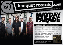 Mayday Parade Tickets, Tour Dates 2017 & Concerts – Songkick