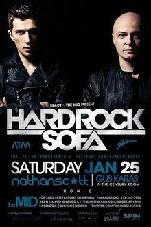 Expand Hard Rock Sofa Live