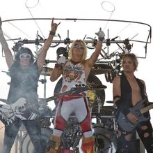 Hairball band concert dates in Melbourne