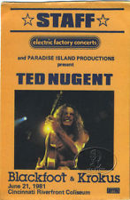 ted nugent tour dates concerts tickets songkick. Black Bedroom Furniture Sets. Home Design Ideas