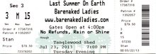 bare naked ladies tickets