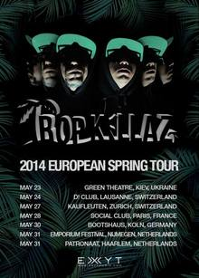 Tropkillaz Tour