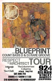 Blueprint tickets tour dates 2018 concerts songkick expand blueprint live malvernweather Gallery