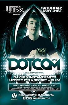 Dotcom Tour Dates, Concerts & Tickets – Songkick