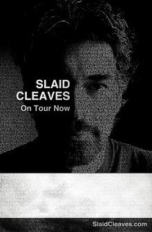 Slaid Cleaves Tour Dates