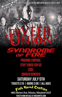 The Veer Union Tour Dates, Concerts & Tickets – Songkick