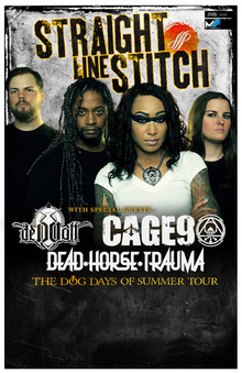 Straight Line Stitch Tour Dates Concerts Amp Tickets Songkick