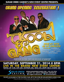 casino rama kool and the gang
