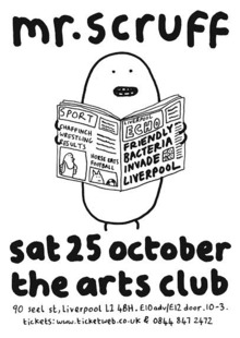 Mr  Scruff Tickets, Tour Dates 2019 & Concerts – Songkick