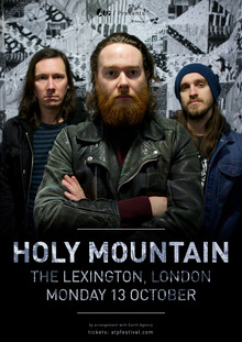 Holy Mountain Tour Dates, Concerts & Tickets – Songkick