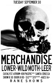merchandise announcements notifications