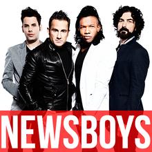 Newsboys Tour 2020.Newsboys Lancaster Tickets Calvary Church 21 Feb 2020