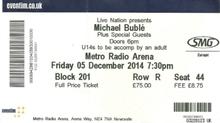 Michael Buble Leipzig Tickets Arena Leipzig 09 Nov 2019 Songkick