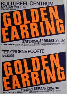 Golden Earring Tour Dates