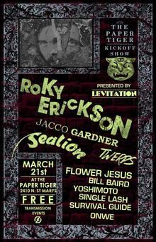 Roky Erickson Tickets Tour Dates 2019 Amp Concerts Songkick