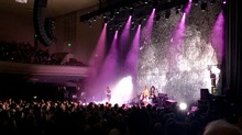 Sleater Kinney Tour History