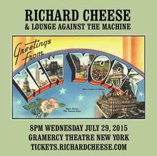 richard cheese lounge against the machine