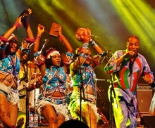 Femi Kuti Tickets, Tour Dates 2019 & Concerts – Songkick